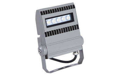 Cina 10W 850lm IP67 CRI 70 5000K Pure White Tinggi Flood Light LED Daya Dengan Philips Chip pemasok
