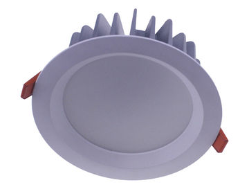 Cina 15W IP65 Waterproof LED Ceiling Downlight CRI90 100-240Voltage 3500K / 4000K / 6000K pemasok