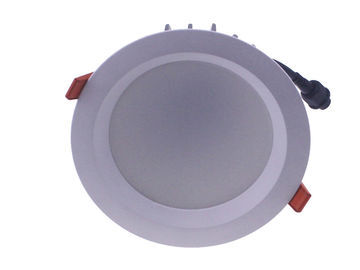 Cina 12w IP65 Commercial Led Downlight Samsung Chip Meanwell Driver 5 Tahun Garansi pemasok