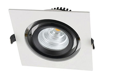 Cina 85 - 277VAC dimmable 963LM 10W CITIZEN COB LED Down Light Dengan 2700K - 5500K pemasok