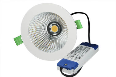 Cina Bridgelux LED 32Watt 1950LM dimmable COB LED Down Light Untuk Commercial Lighting pemasok