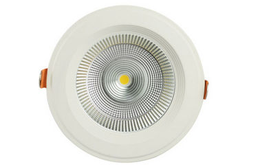 Cina 20W 1700LM dimmable COB LED Down Light, IP 20CREE LED Interior downlighting pemasok