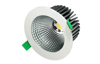 Cina Opal Reflector 720LM 10.5W Bridgelux COB LED Down Light Dengan 45 ° Die-cast aluminium pemasok