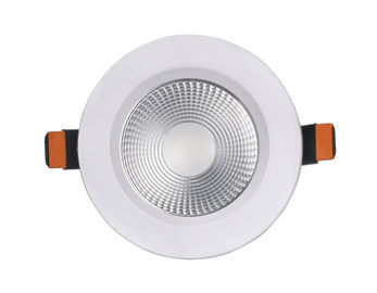 Cina 30w 2400LM 8 Led Downlight Warm White / Pure White Exterior tersembunyi Led Downlight pabrik