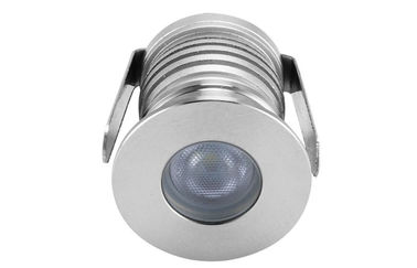 Underground Dimmable LED Down Lights 3 watt 80Ra 2700K / 6000K, Bahan stainless steel