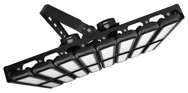 Cina 1200W IP65 Waterproof LED Flood Light, LED Sports Lamp Dengan Berbagai Pilihan Beam Distributor