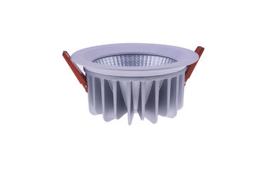 Cina 10W Waterproof Indoor Led Downlight, 120lm / W Dimmable Downlight COB CREE LED Distributor