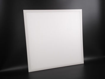Cina 5000K SMD 130lm / W Dimmable LED Panel Light 40Watt Putih dan Silver Square Aluminium pabrik